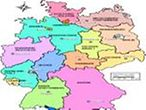 Deutschlands Bundesländer / Creative Commons Public Domain